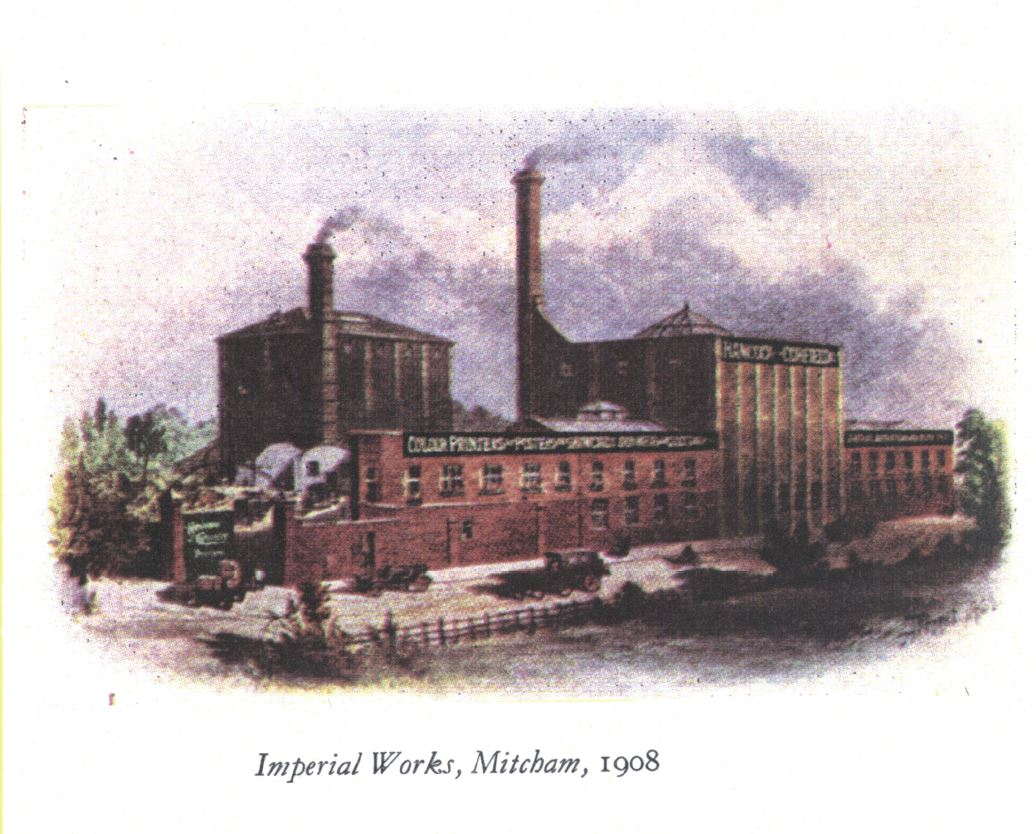 The Imperial Works 1908