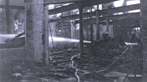 Bombed Factory